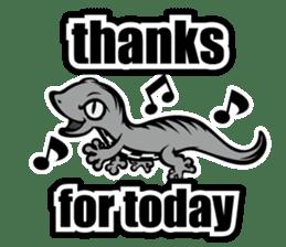 HONEBITO & HONEKAGE-English- sticker #731520