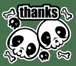 HONEBITO & HONEKAGE-English- sticker #731521