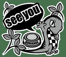 HONEBITO & HONEKAGE-English- sticker #731523