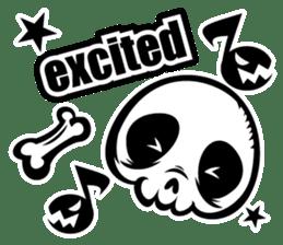 HONEBITO & HONEKAGE-English- sticker #731524