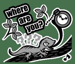 HONEBITO & HONEKAGE-English- sticker #731529