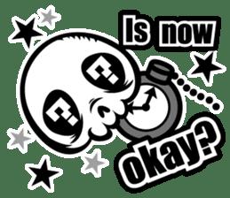 HONEBITO & HONEKAGE-English- sticker #731530
