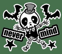 HONEBITO & HONEKAGE-English- sticker #731538