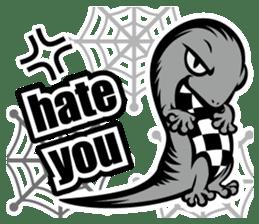 HONEBITO & HONEKAGE-English- sticker #731540