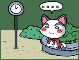 Super Cat sticker #733398