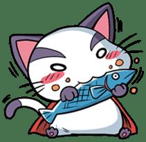 Super Cat sticker #733401