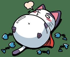 Super Cat sticker #733402