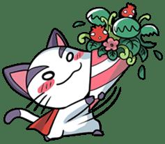 Super Cat sticker #733406