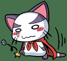 Super Cat sticker #733408