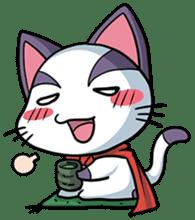 Super Cat sticker #733410