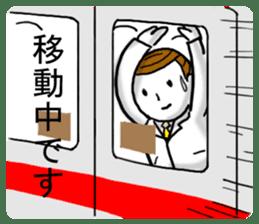 Mr.Businessman sticker #733627