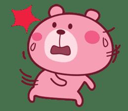 SWEETY BEAR sticker #733992