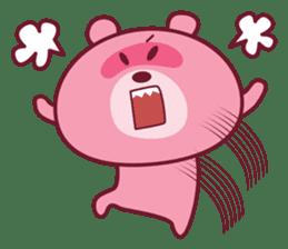 SWEETY BEAR sticker #733995