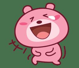 SWEETY BEAR sticker #733996