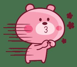 SWEETY BEAR sticker #734004