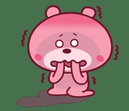 SWEETY BEAR sticker #734014