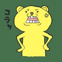 Every day of the KUMATA sticker #736504