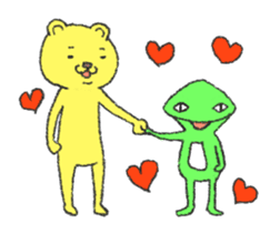 Every day of the KUMATA sticker #736505