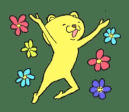 Every day of the KUMATA sticker #736508