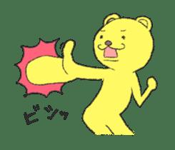 Every day of the KUMATA sticker #736517