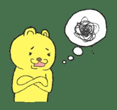 Every day of the KUMATA sticker #736524