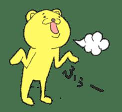 Every day of the KUMATA sticker #736525