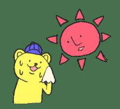 Every day of the KUMATA sticker #736526