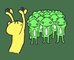 Every day of the KUMATA sticker #736533