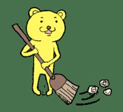 Every day of the KUMATA sticker #736539
