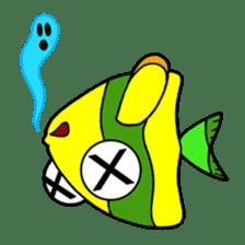 Nong Deepo - the cute Fish - First Set sticker #736600