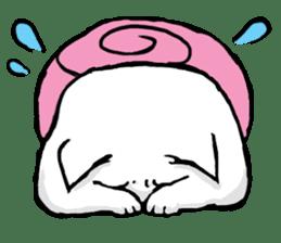 Snail cat sticker #736707