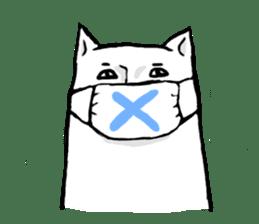 Snail cat sticker #736738