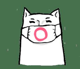 Snail cat sticker #736739