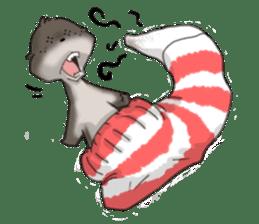 Otter Sox sticker #737225