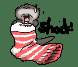 Otter Sox sticker #737234