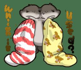 Otter Sox sticker #737260