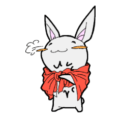 Rabbit of Little Red Riding Hood