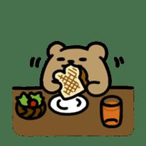 Koshikuma sticker #738424