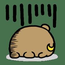 Koshikuma sticker #738451