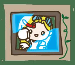 ALiCE & RABBiT DREAMLAND sticker #738607