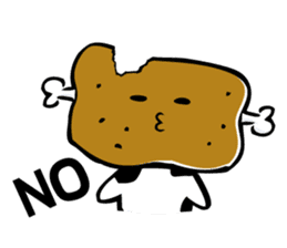 Oniku -The Meat- sticker #739072