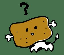 Oniku -The Meat- sticker #739088