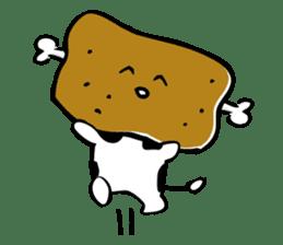 Oniku -The Meat- sticker #739098
