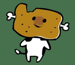 Oniku -The Meat- sticker #739099