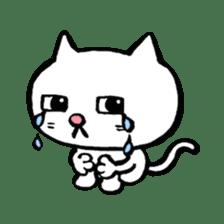 Rice cake cat sticker #739323