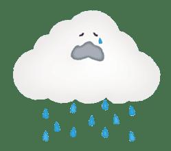 Mr.cloud sticker #739425