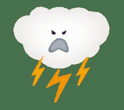 Mr.cloud sticker #739426