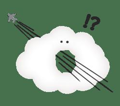 Mr.cloud sticker #739430