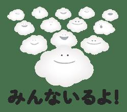 Mr.cloud sticker #739433