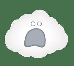 Mr.cloud sticker #739440